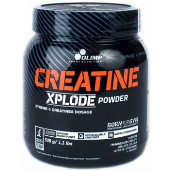 Olimp Creatine XPLODE 500 грамм